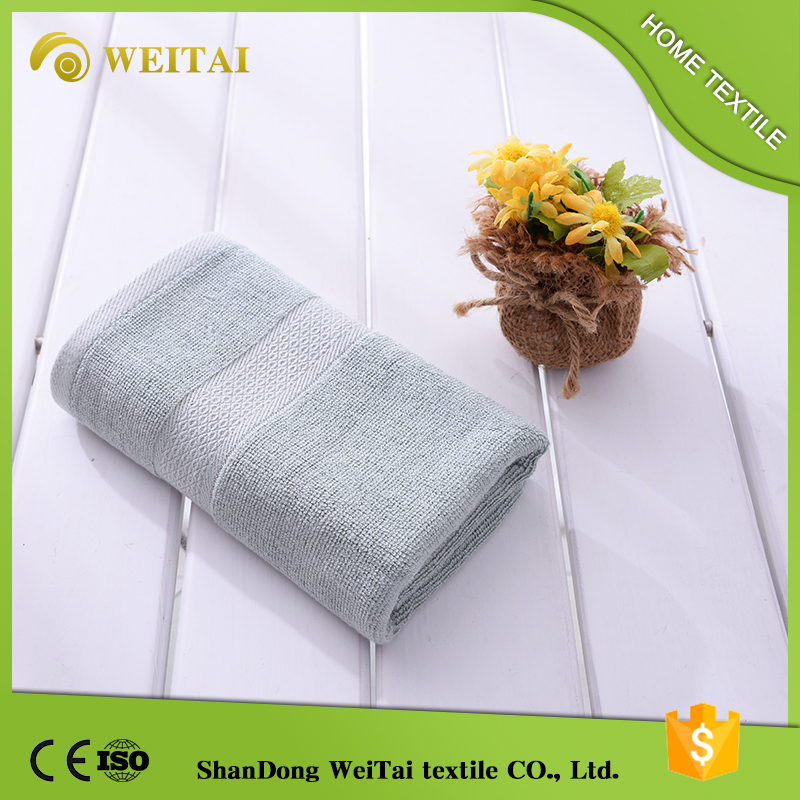 Hot sales cotton towel fabric 100% cotton towel face towels