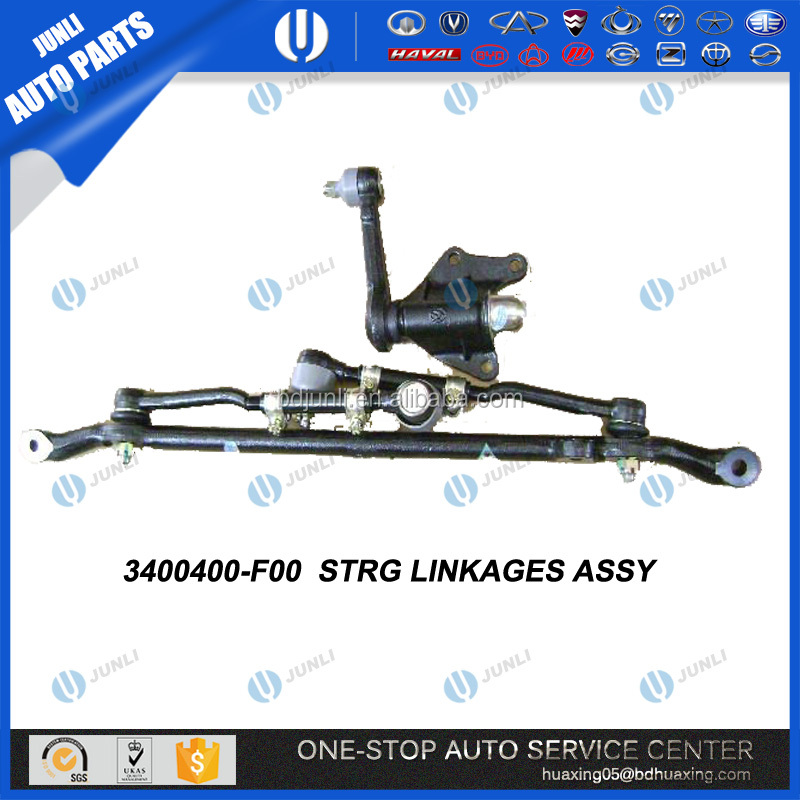 3400400-F00 STEARING LINKAGES ASSY GREAT WALL SAFE DEER (4*4) FOR CHINESE AUTO PARTS