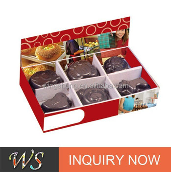 6 Style Carbon Steel Kids Baking Set