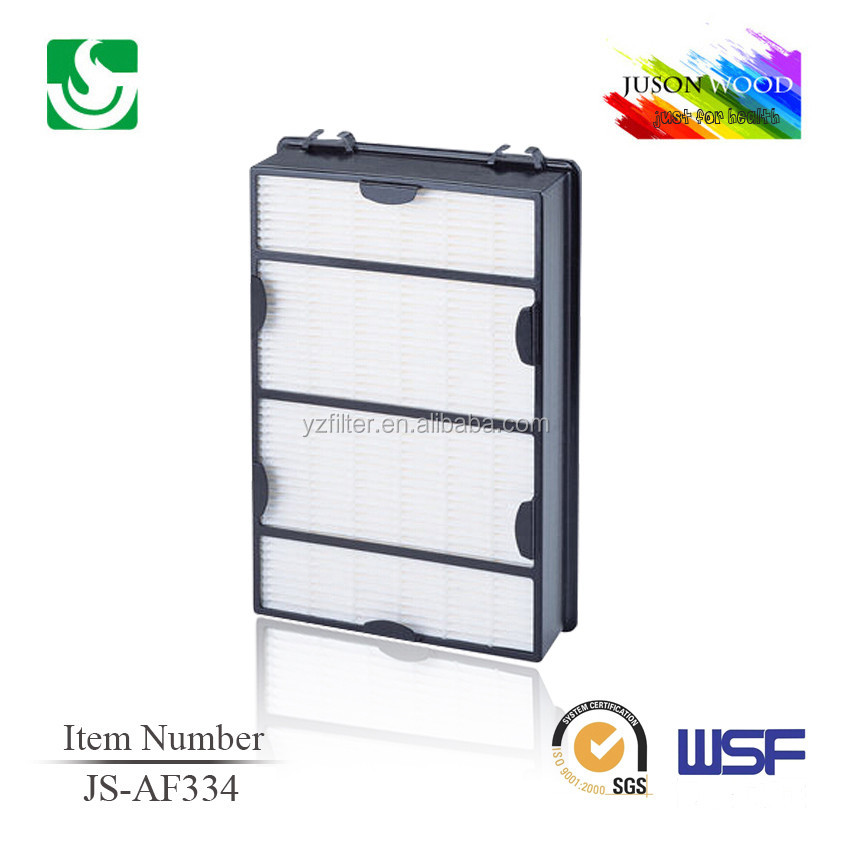 low price new design antibacterial filter for air conditioner