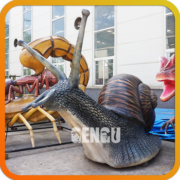 Animatronic Animal And Insects Snail Dinosaur Insects