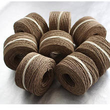Luxury twisted paper rope cord