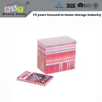 China manufacturer competitive price cd dvd storage case box