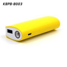 Wholesale in Alibaba Mini Cylinder Led Light Torch Cell Phone 5200mah Powerbank For Company Promotion