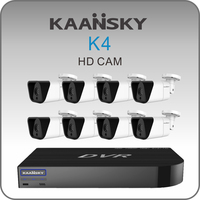 2017 Best Seller KAANSKY 1080P 5MP