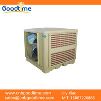 industrial low temperature water defrosting air cooler