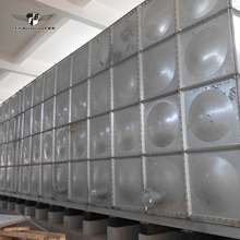 mobile collection storage saving water tank 5m3 for roof collection