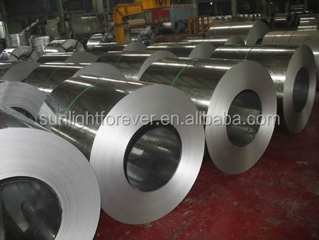 China's production best quality dx51d z100 z275 prime hot dipped prepaint galvanized steel coil price