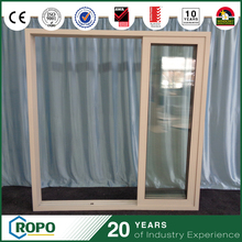 Three Panel Double Glazed Plastic Slide Glass Door