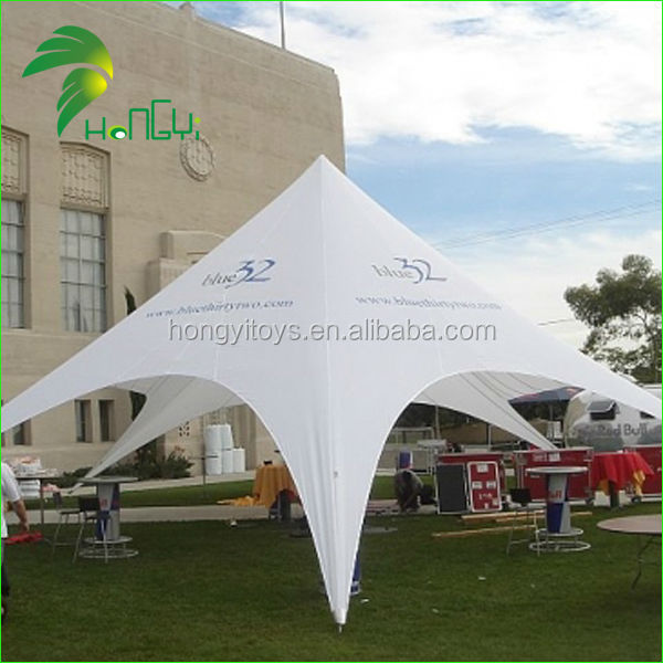 Custom logo Printing Star Tent / Star Shade Tents