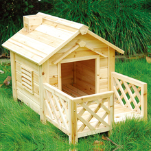 Fir Wooden Dog Crates