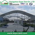 Large waterproof canvas dome tent for events