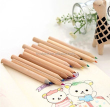 12 colors color pencil , pencil color set with Sharpener