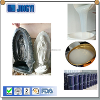 Hot sale liquid silicone mold for making artificial stone