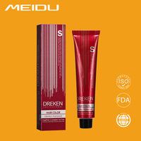 Guangzhou FDA GMPC ISO Certification Hair Care Products Manufacturer Professional Hair Color Brands Hair Color Cream