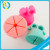 eco-friendly soft fashion silicone wearable nail polish holder ring