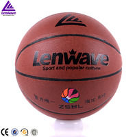 High quality pu leather training standard size 7 PU customized balls basketball wholesale