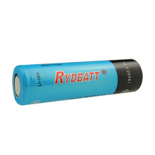 high drain 3.6V 2000mAh 10C rechargeable 18650 lithium-ion battery