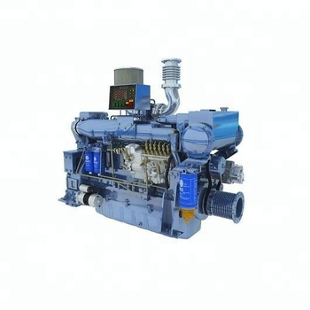WD12 220-294kW China Deutz Weichai Marine Diesel Inboard Engine for for Boat/Fishingboat