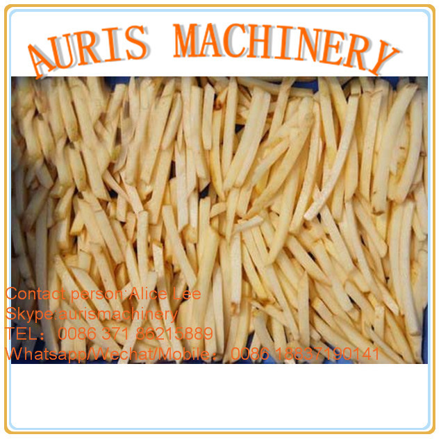 Best selling best price portable potato chips making machine