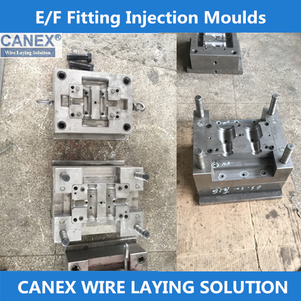 CANEX IPS Electrofusion Coupler moulds - pe electrofusion fitting pe100 wire laying machine