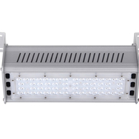 2018 hot sales industrial led lighting 50W 100W 150W 200W linear led high bay fixture for sales