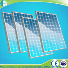 High efficiency 100W 120W 150W PV Mono Poly Solar Panel for Solar System
