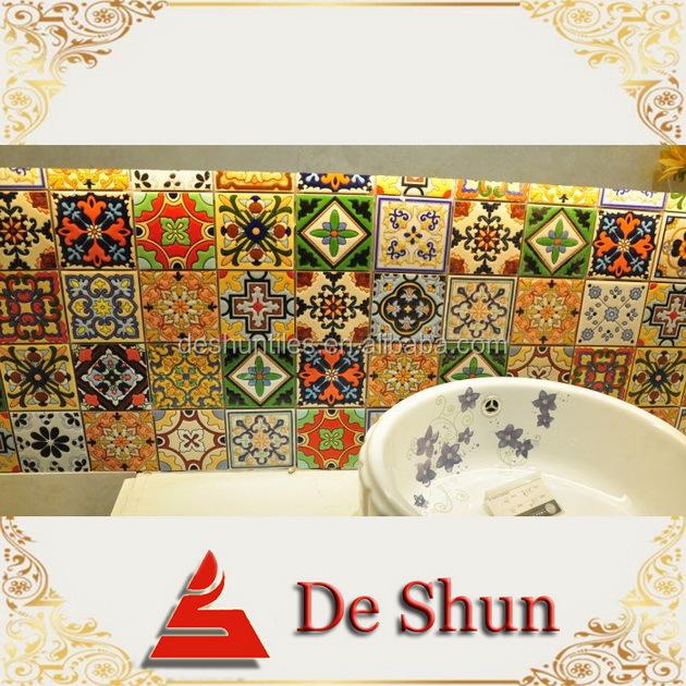 Spagna stileitaliano decorazioni fatte a mano piastrelle - Made a mano piastrelle ...