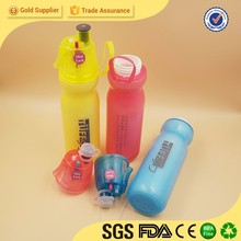 Imported Raw Materials Plastic Spray Pump Bottles Water
