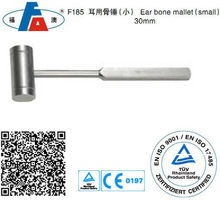 Ear bone mallet, Ear instruments
