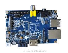 High Quality Raspberry Banana PI 1Ghz Dual Core 1GB DDR3 Sex Development Board tele banana pi