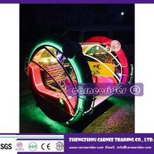 Attractive Amusement Park Equipment High Quality Rocking Happy Car