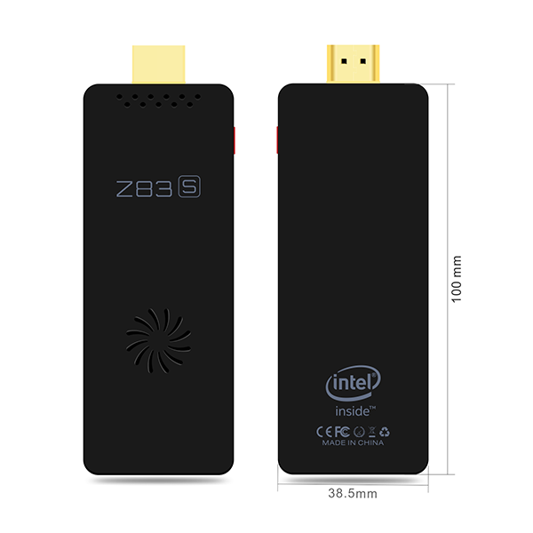 1chip high quality Z83V mini pc window 10 os download hd <strong>1080p</strong> video mini pc