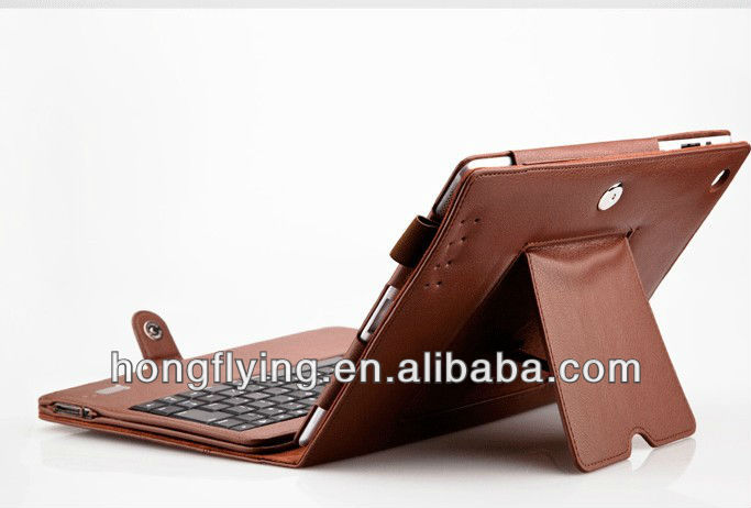 leather sleeve case for ipad mini /keyboard case
