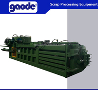 USED HAY BALE HYDRAULIC PRESS AND BALER OF 300 KG SQUARE SIZE EUROPEAN MADE