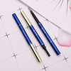 2018 Hot Selling Exported good quality fashion flat eyebrow cosmetic pencil