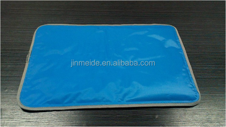 Cooling Ice Gel Pillow / Soft Cool Pillow Gel Pad Made in China