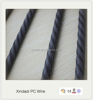 6.25mm spiral prestressed concrete wire for prefab house