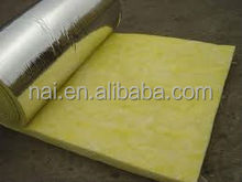 thermal conductivity glass wool insulation