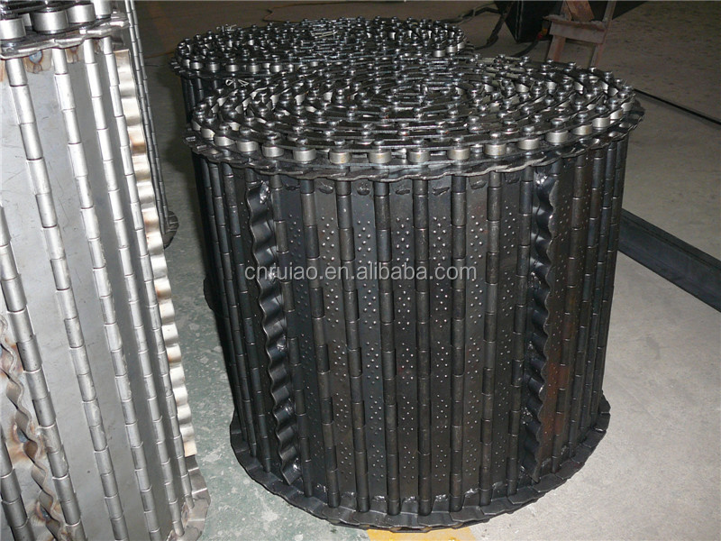 stainless steel chip conveyor chain