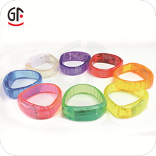 Party Favor Motion Sensor Light Up Bracelet