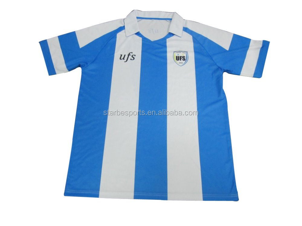 Thai Quality Cheap Sublimated Soccer Uniform, Customized Sportswear Original Sublimation Soccer Jersey