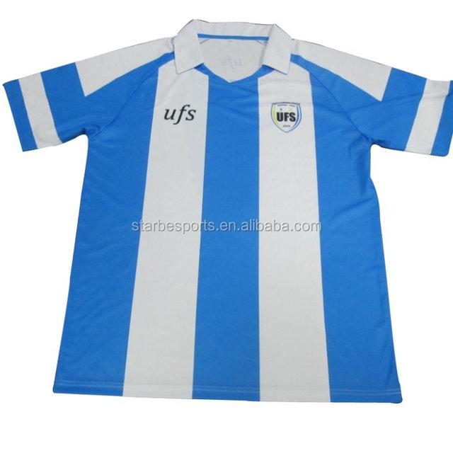 Thai Quality Cheap Sublimated Soccer Uniform, Customized Sportswear Original Sublimation Soccer Jersey