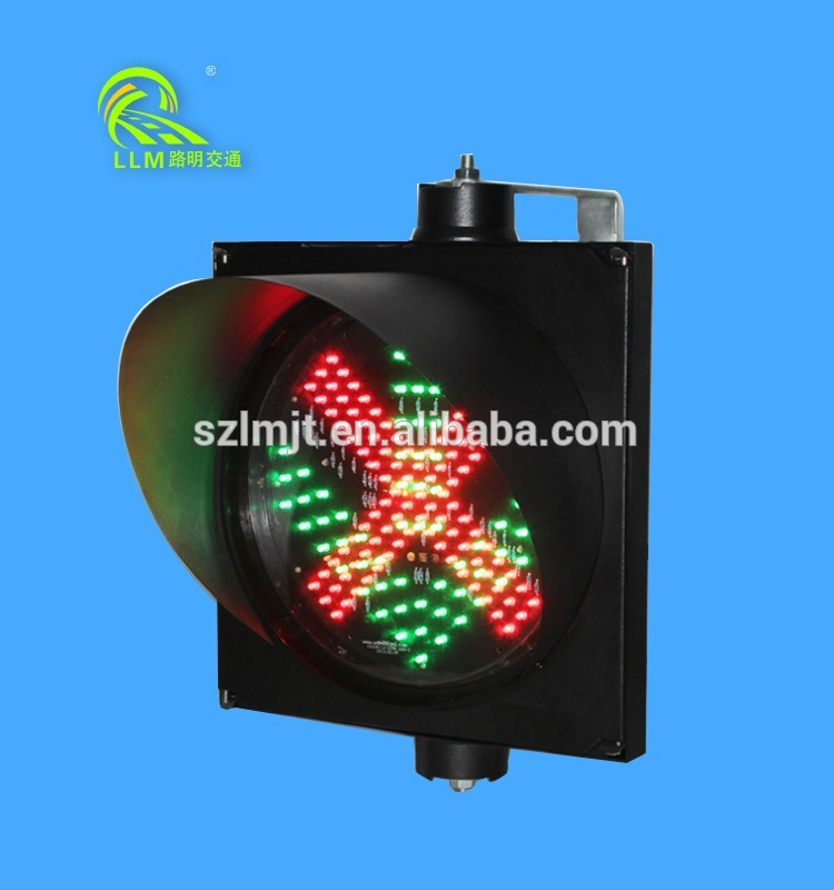 Diverging Arrow traffic light competitive price 300 mm