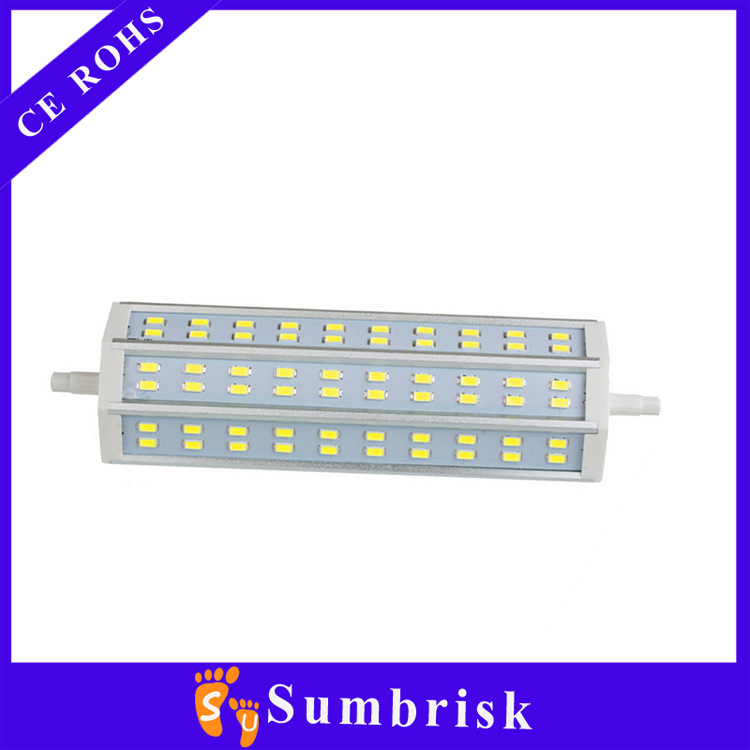 Energy saver factory price 5w led bulb r7s 78mm