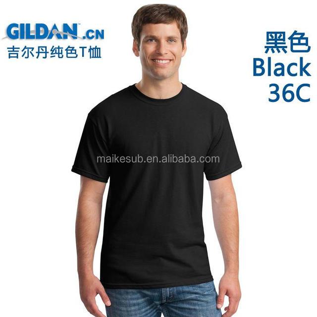 Sublimation Short Sleeves unisex T-Shirt