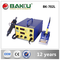Baku New Arrival Wholesale Price 2016 New Style Goot Soldering Station BK 702L