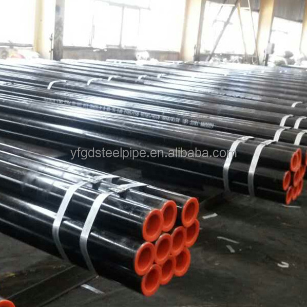 ASTM A106 Gr.B Carbon steel seamless pipe