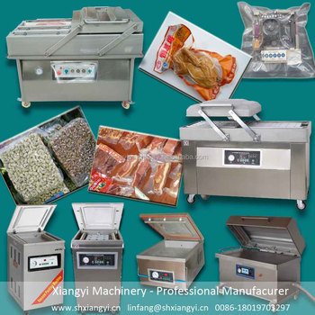 bottom price vacuum packing machine with CE certificate