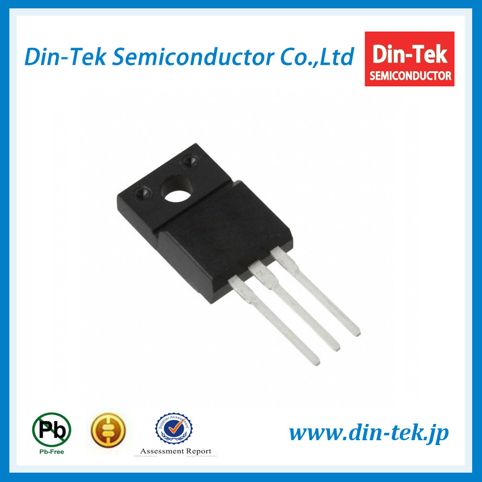 DTN20N60SJ TO-247 N-Channel 600V High Voltage High and Low-Side Driver MOSFET